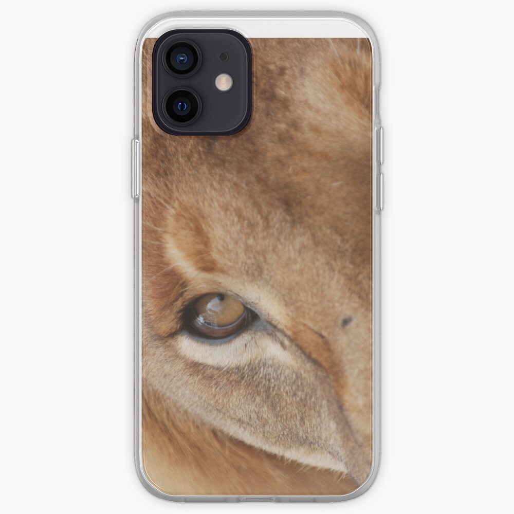 Lion eye iPhone cover iPhone Case & Cover