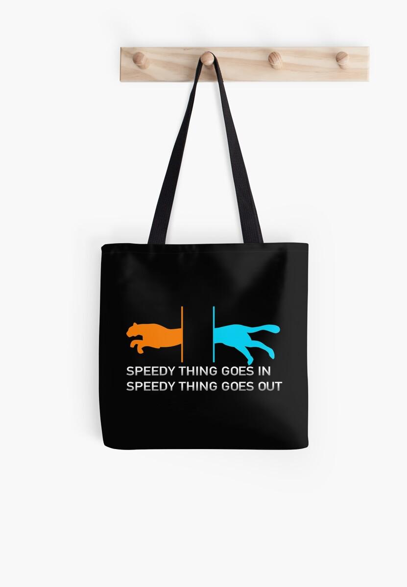 Speedy thing by soundandscar