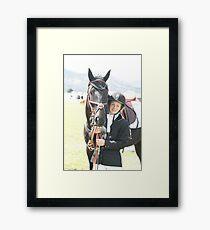 My Pony Calendar 2012 - Royal Hobart Show 2011-11 Framed Print