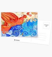 Dancing Winds Postcards