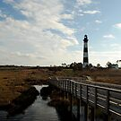 Bodie Island Lighthouse by Robin Black