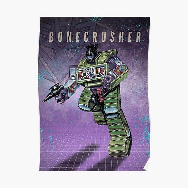 Bonecrusher Poster
