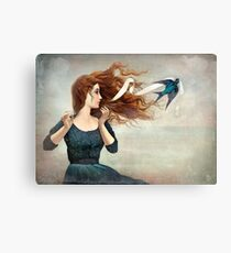 The Little Thief Canvas Print