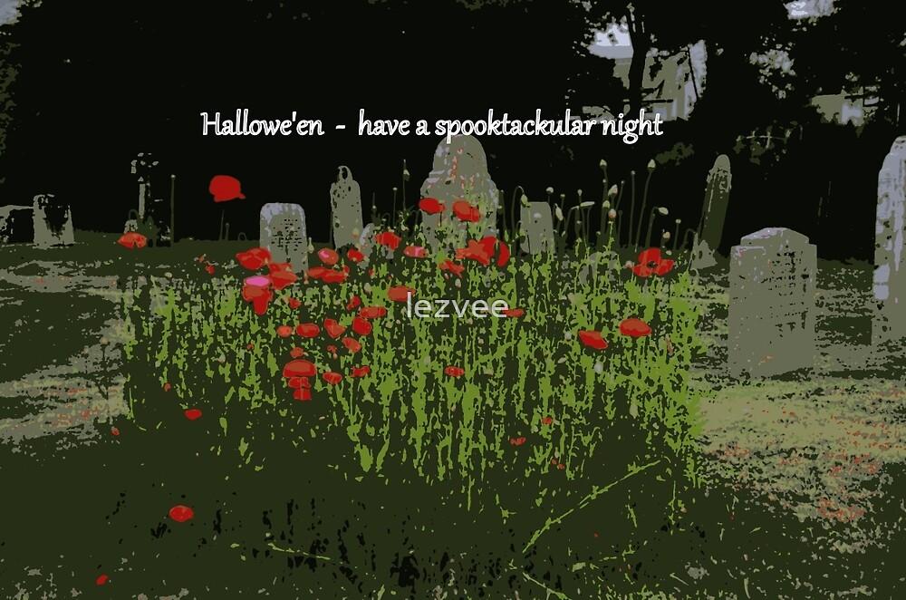 Spooktackular by lezvee
