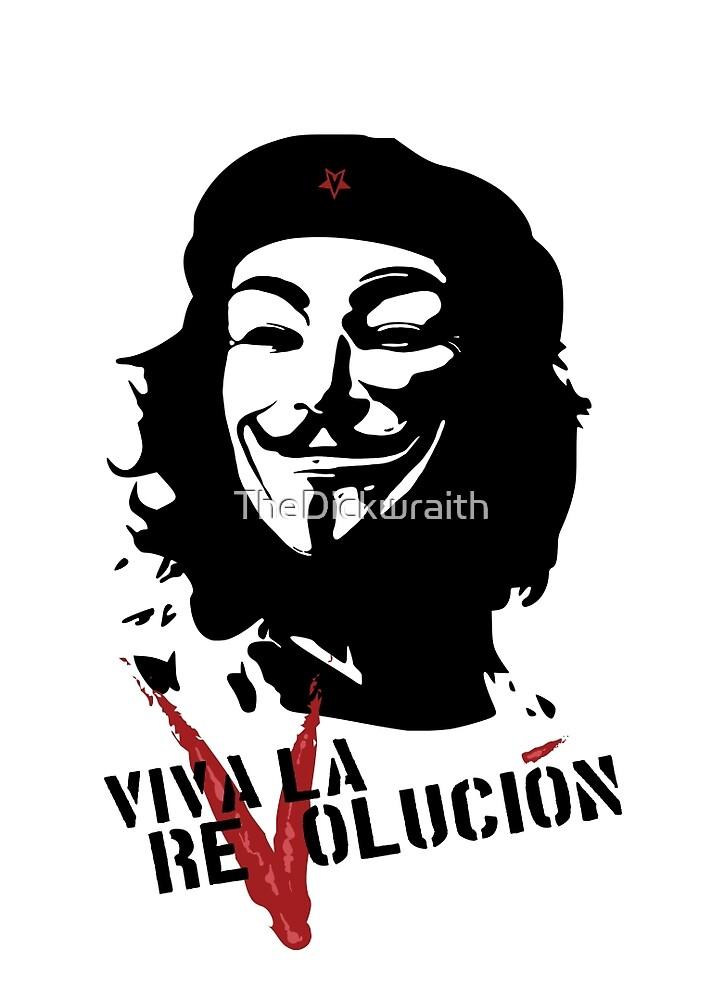 Viva la Revolución by TheDickwraith