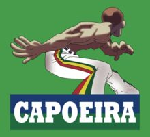 Capoeira Batizado Guy Version