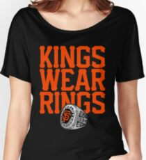 Giant Amongst Kings Women's Relaxed Fit T-Shirt