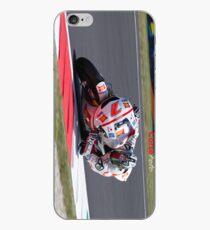 Hiroshi Aoyama in Mugello iPhone case iPhone Case