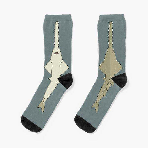 Sawfish Socks