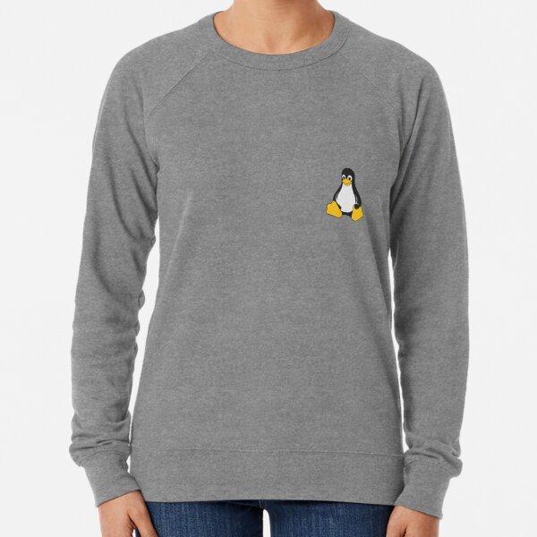 Linux Tux Lightweight Sweatshirt