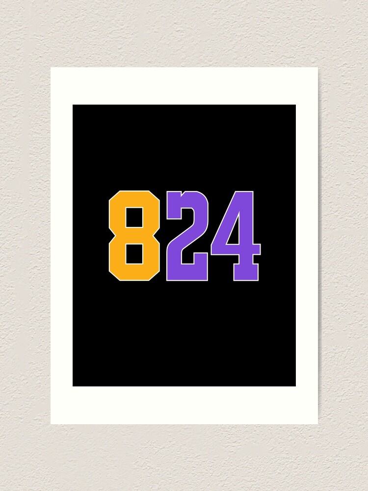Kobe Bryant Black Mamba Printed Sticker Car Decal Legend All Star Number 24