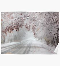 I'm Dreaming of a White Autumn Poster