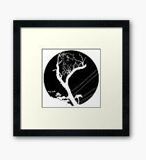 Levy Sky Framed Print
