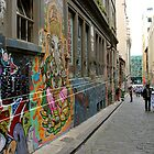 a Melbourne laneway by jayview