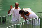 Baptised in the Jordan river #28 by Moshe Cohen