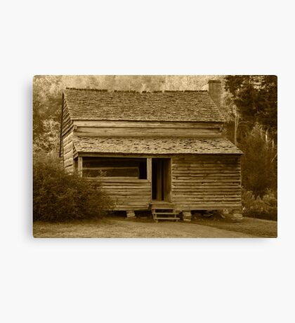 Lawson's Place Canvas Print