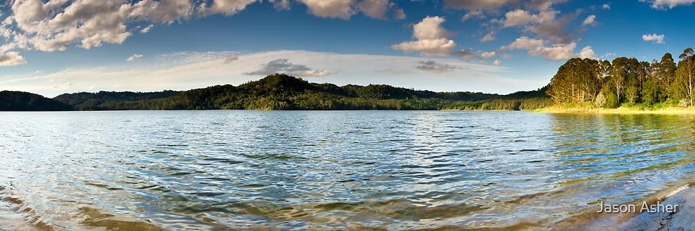 """""""An Afternoon at Lake Baroon"""" ∞ Lake Baroon, QLD - Australia by Jason Asher"""