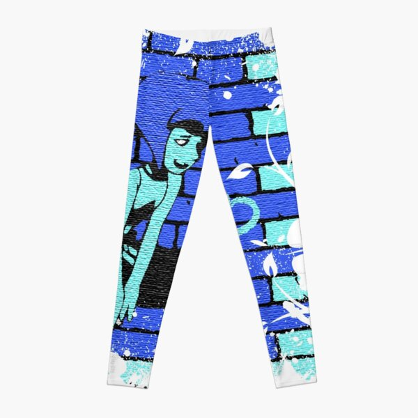 Lapis Lazuli Love Leggings