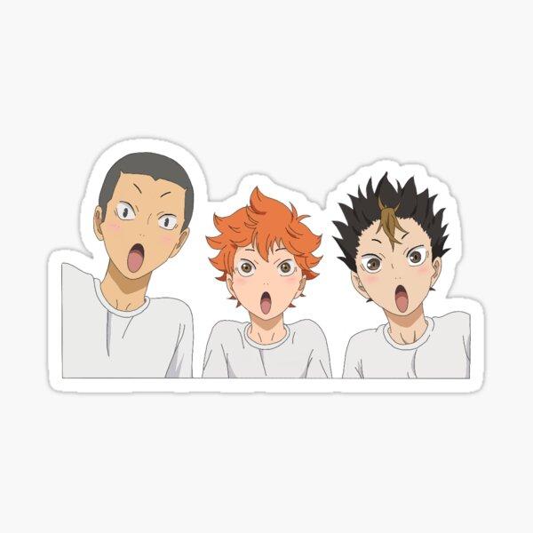 Happy Bois Sticker