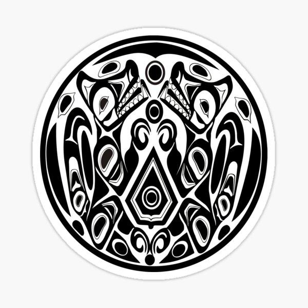 Jacob Black's Tattoo Twilight Sticker