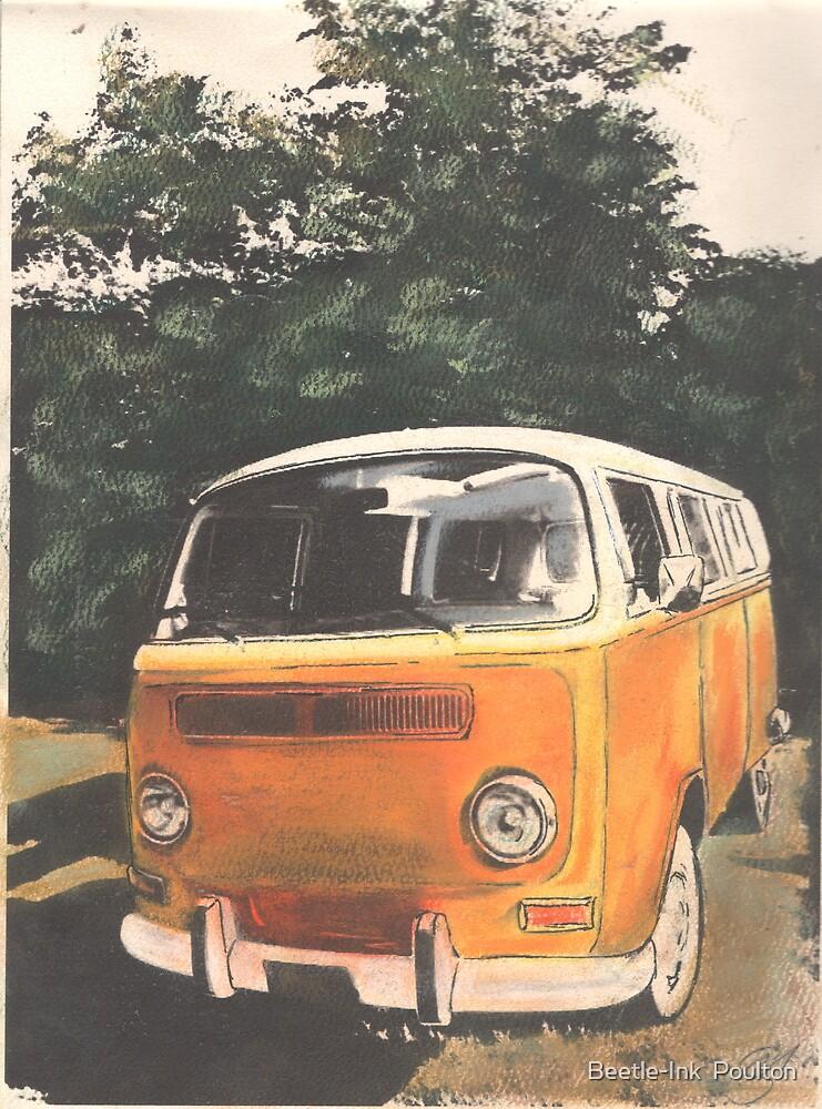 Little Miss Sunshine by Sharon Poulton