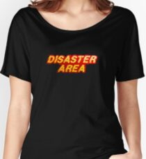 Disaster Area Women's Relaxed Fit T-Shirt