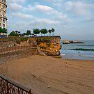 Biarritz by John Pitman