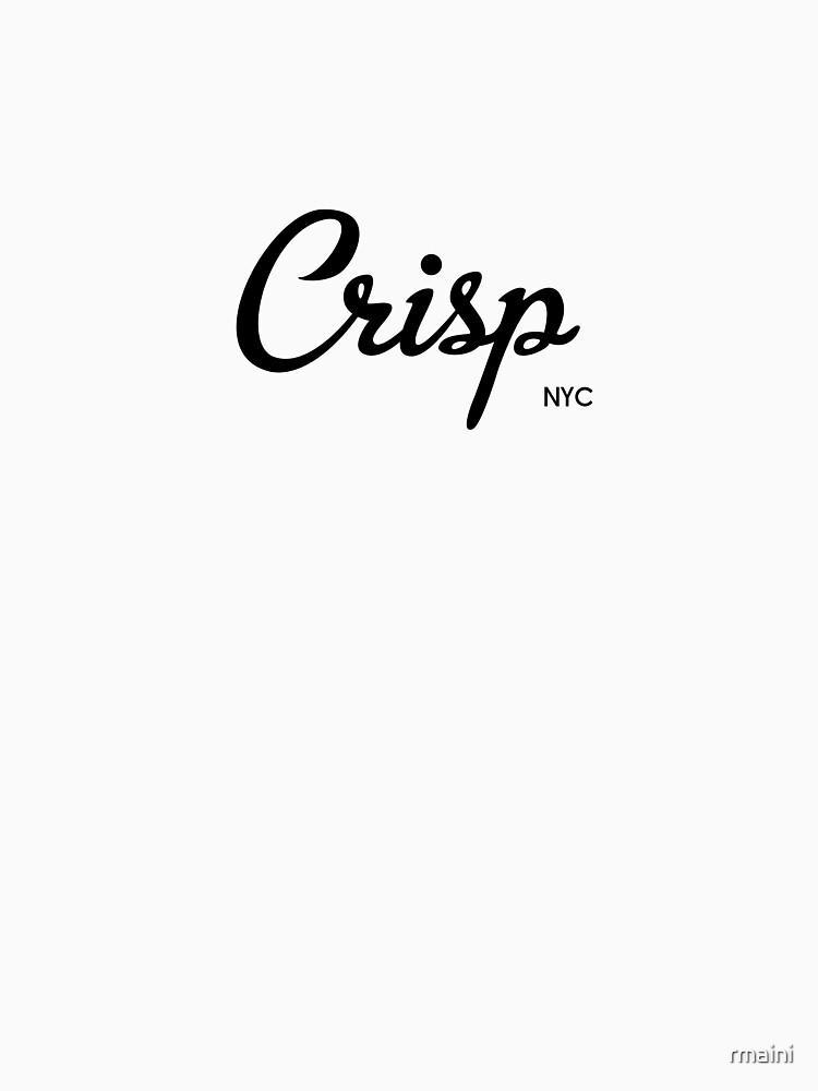 Crisp NYC | V-Neck