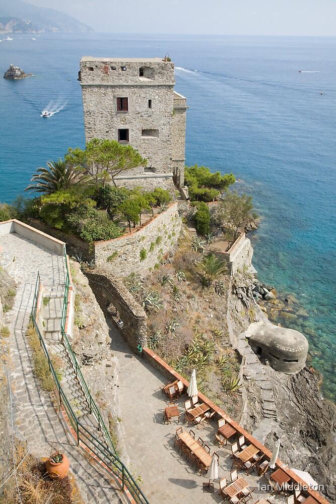 Monterosso al Mar by Ian Middleton