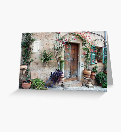Home decoration Greeting Card