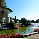 The Fountains (The Edmond Rostand Museum) by John Pitman