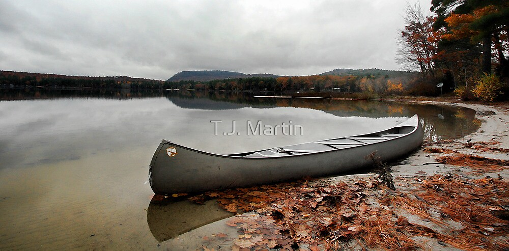 Canoe - After The Storm (Crystal Lake) by T.J. Martin