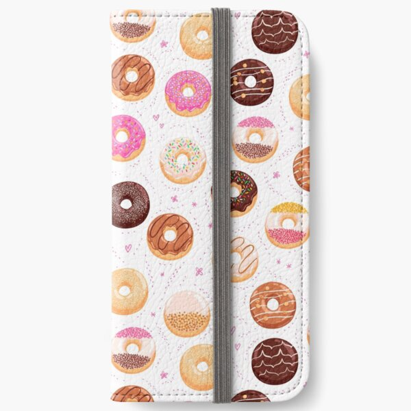 Donuts iPhone Wallet
