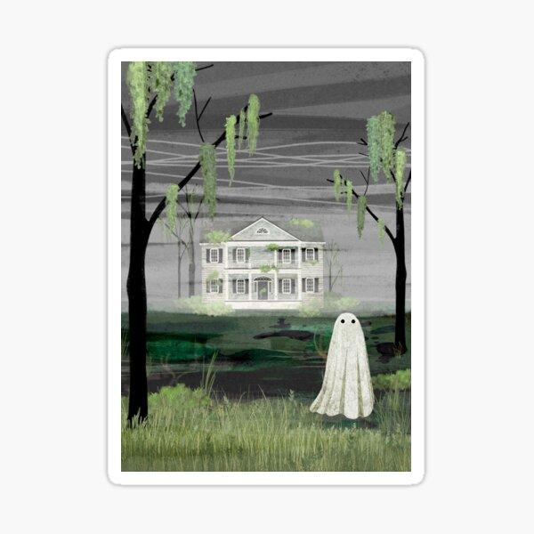 Walter's House Sticker
