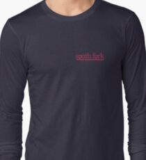 South Fork Outfitters - Anchor Logo Long Sleeve T-Shirt
