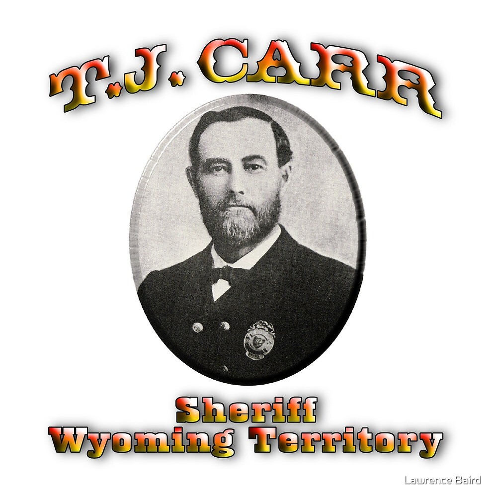 T J Carr by Lawrence Baird