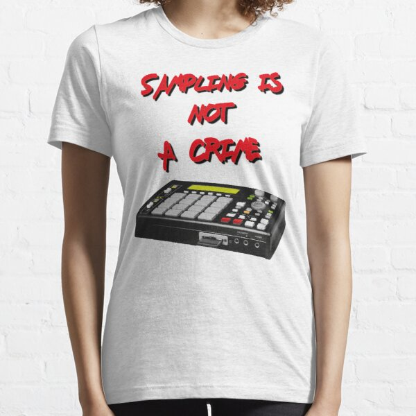 Sampling Is Not A Crime Essential T-Shirt