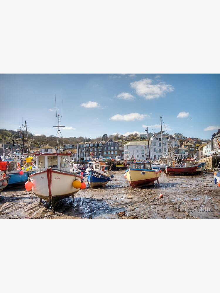 Low Tide, Mevagissey - 27/03/19 by BertyPhotos