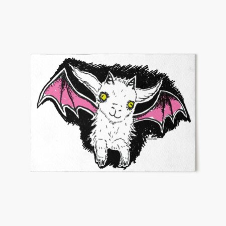 Baby Devil Goaty Galeriedruck