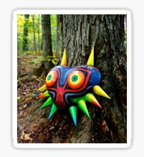 Majora's Mask Papercraft Sticker