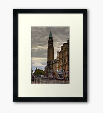 Shandwick Place Framed Print