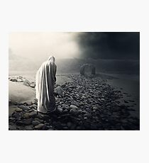 Pilgrimage Photographic Print