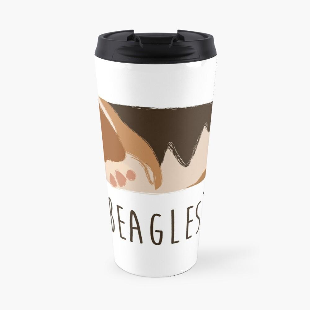 Beagles Travel Mug