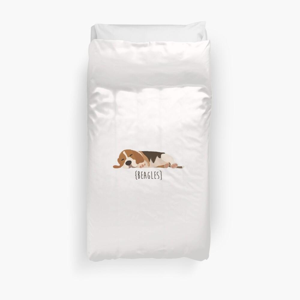 Beagles Bettbezug