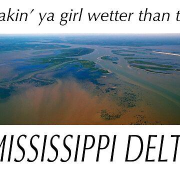 Mississippi Delta by my-ugh