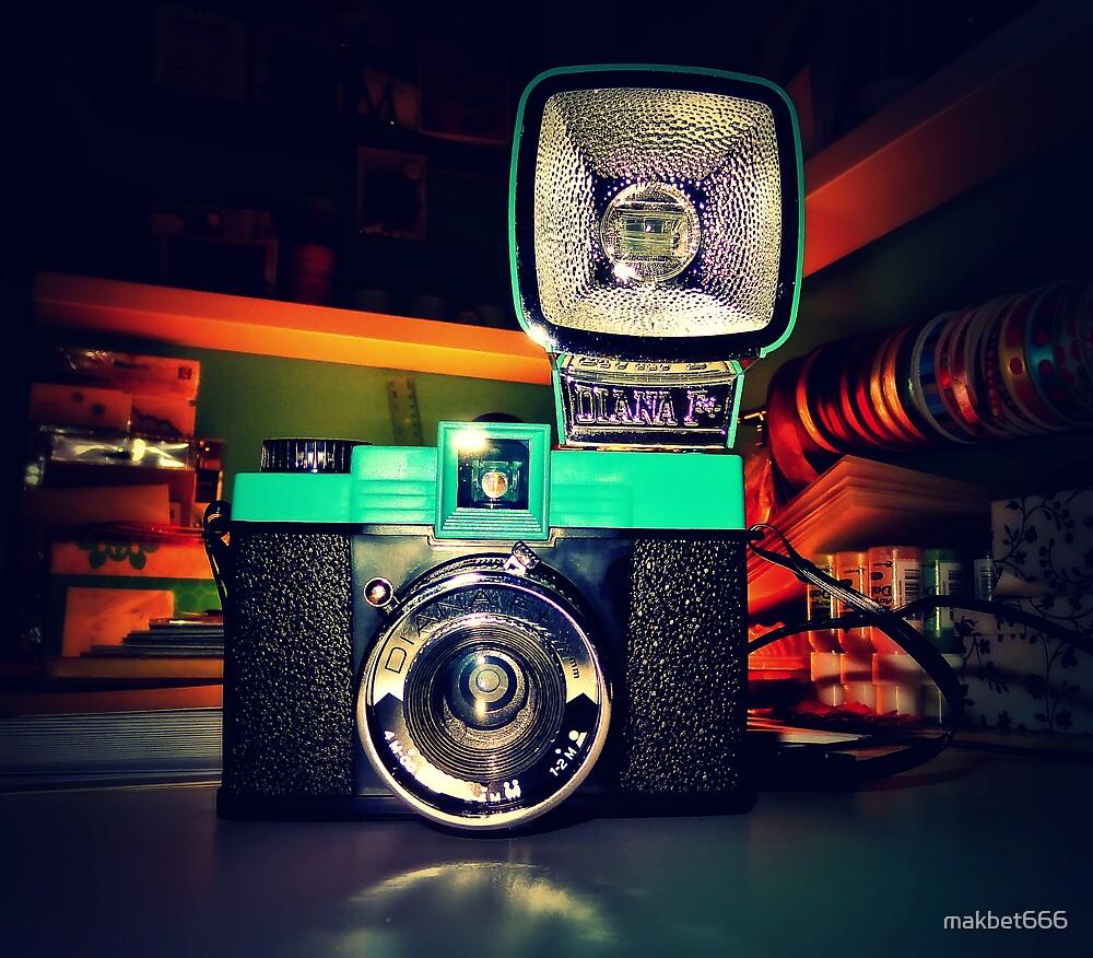 My Diana F+ by makbet666