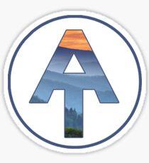 Appalachian Trail - Smoky Mountains Sticker