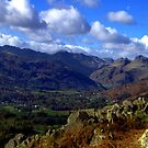loughrigg to bowfell by Ilapin