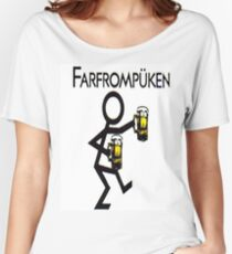Farfrompukin Women's Relaxed Fit T-Shirt