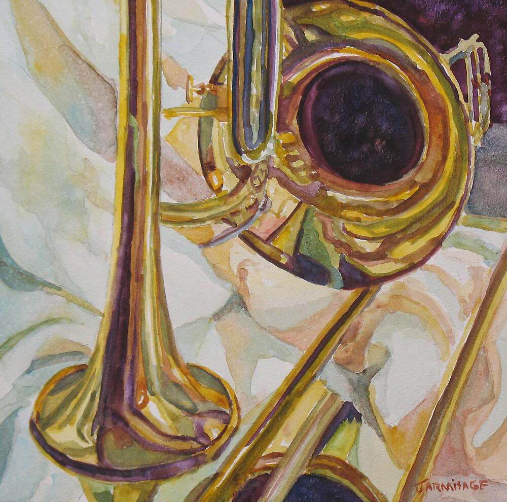 Brass at Rest by JennyArmitage